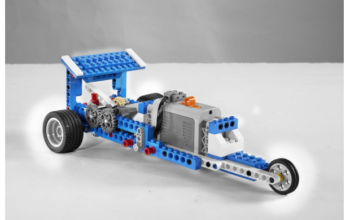 Lego Basit ve Motorlu Makineler Seti